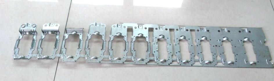 Customized Metal Auto Parts Progressive Die \Complicated Progressive Die Maker China