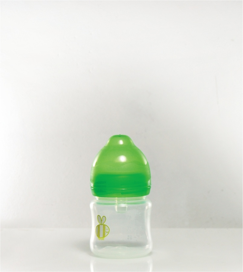 4oz Gourd Wide Mouth Baby Feeding Bottles for Puppies