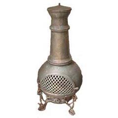 Chimenea, Outdoor Heater, Cast Iron Chiminea (FSL-001)