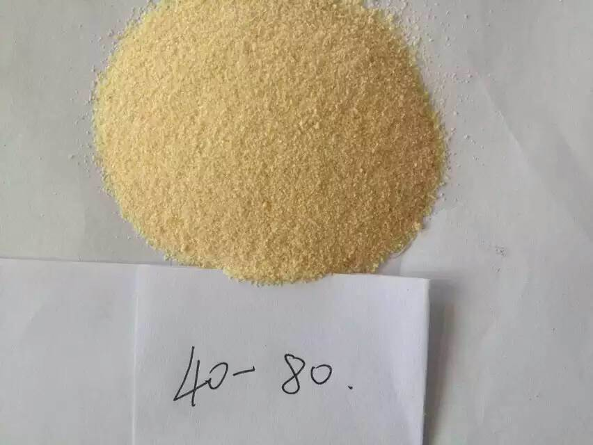 Dehydrated Garlic Granule (40-80 Mesh)