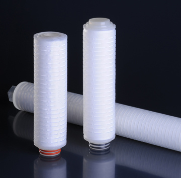 0.22 Micro PTFE Membrane Filter Cartridge for Inkjet Ink Filtration