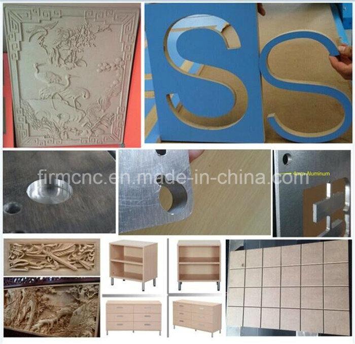 Board Wood MDF HDF CNC Atc CNC Router Machine