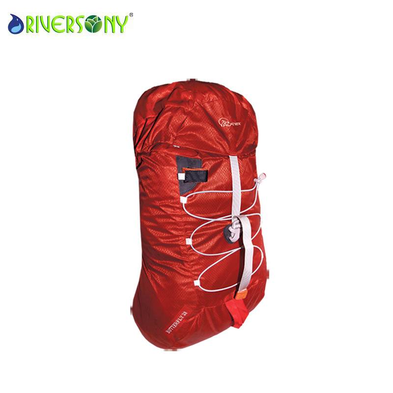 30d Nylon Hiking Bags, Camping Backpack