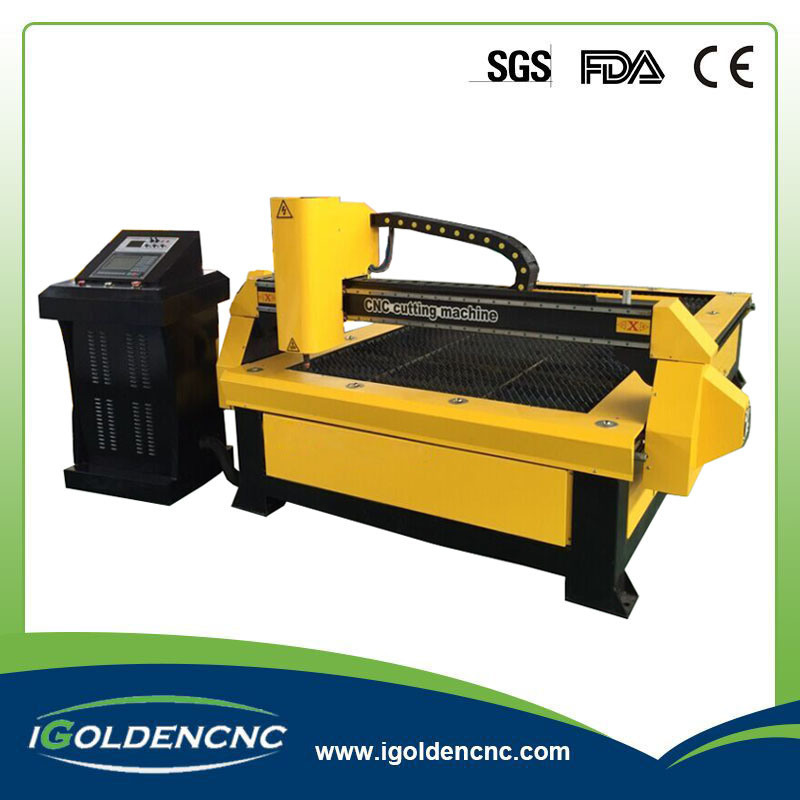 1325 1530 Low Cost Plasma Cutter CNC Plasma Cutting Machine