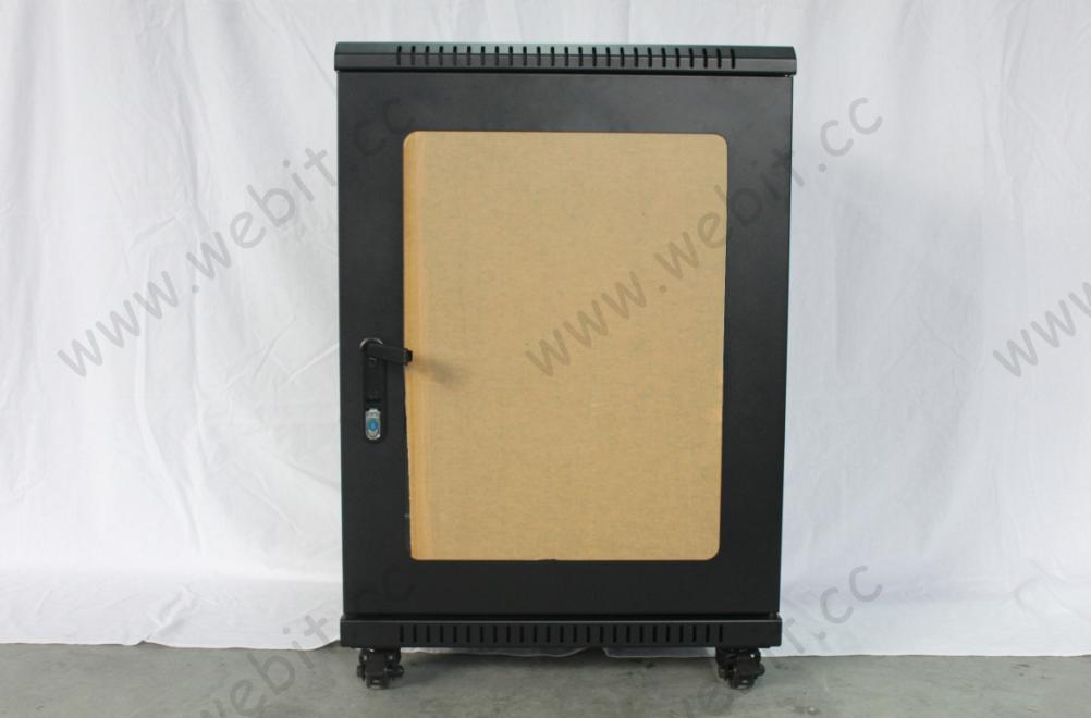 Us Series Network Cabinet with Perspex Front Door