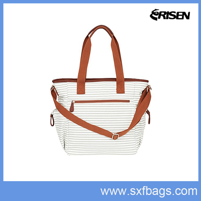 Factory Supply Multifuctional Tote Bag, Baby Bag, Diaper Bag