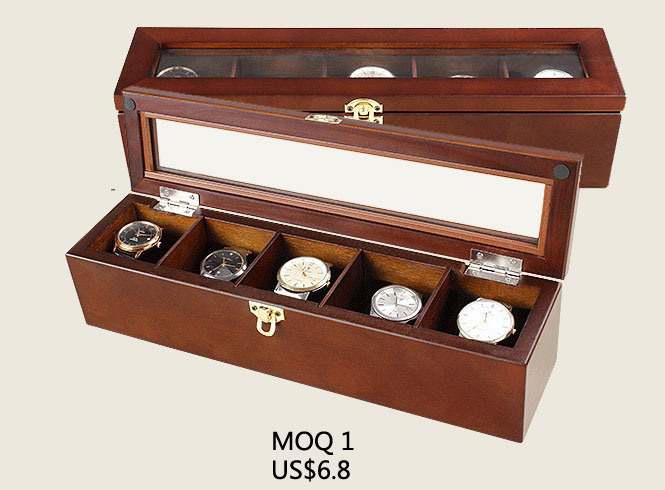 High Quality Watch Packaging Box Display Box Storage Box (Ys101)