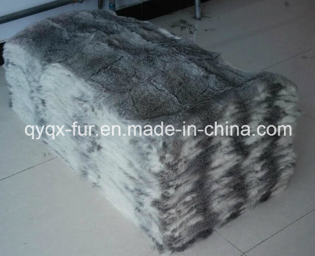 Chinese Manufacturer Wholesle Rabbit Fur Plate with Cheap Price