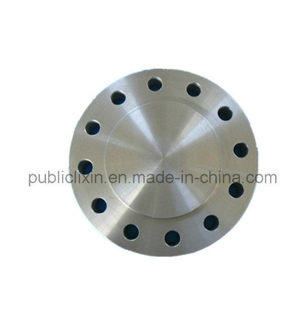 ASTM A105 Carbon Steel Pipe RF Blind Flange