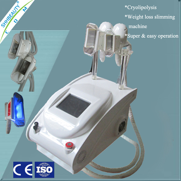 Portable Cryolipolysis Slimming Machine (TWO CRYO HANDLES)
