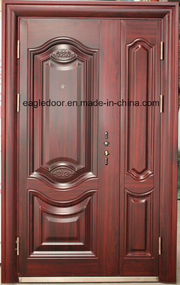 Best Price Security Exterior Steel Iron Door (EF-S071)