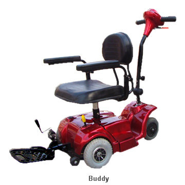 Power Wheelchairs - Quickie-Wheelchairs.com