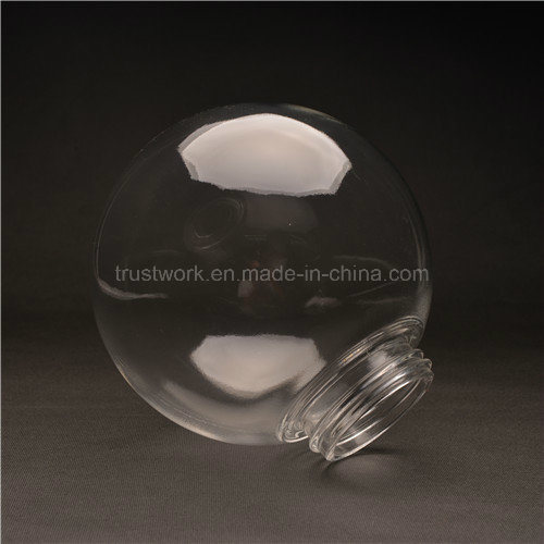 Threaded Ceiling Lamp Pendant Lamp Clear Glass Lamp Shade