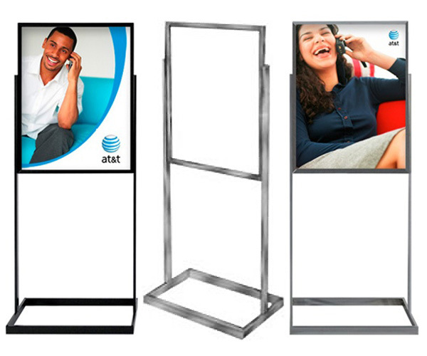 Pop Display Stand, Heavy Duty Metal Display for Large Weight Loading