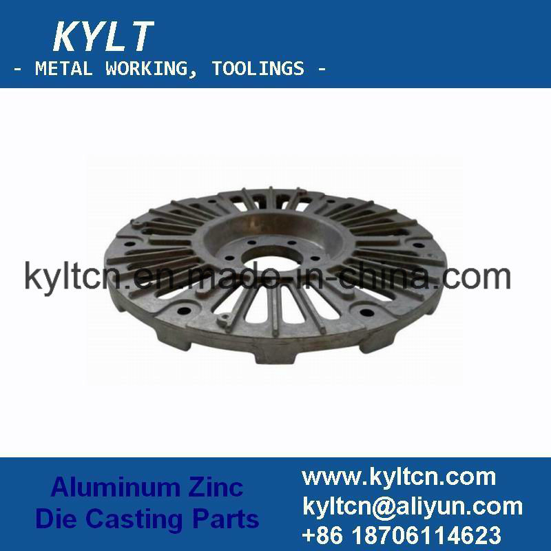 Metal Hardware Aluminum Alloy Die Casting Automative/Mechnical Parts