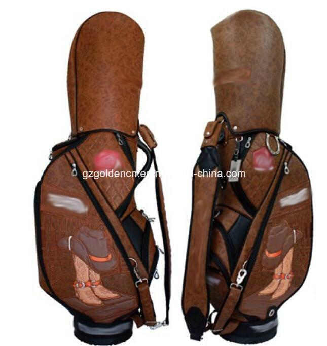 Custom Made Staff Golf Bags, Golf Tournament Bag