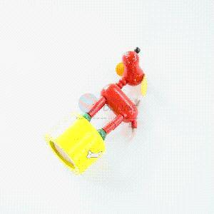 Best Selling Dog Spring Wood Toy/Wooden Crafts for Decoration
