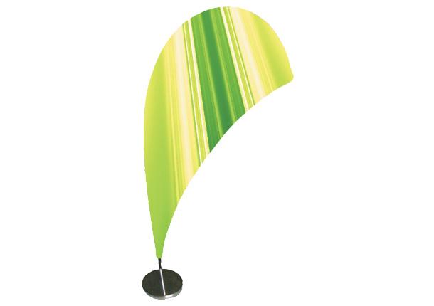 Mini Table Beach Flag-Dw-TF-1