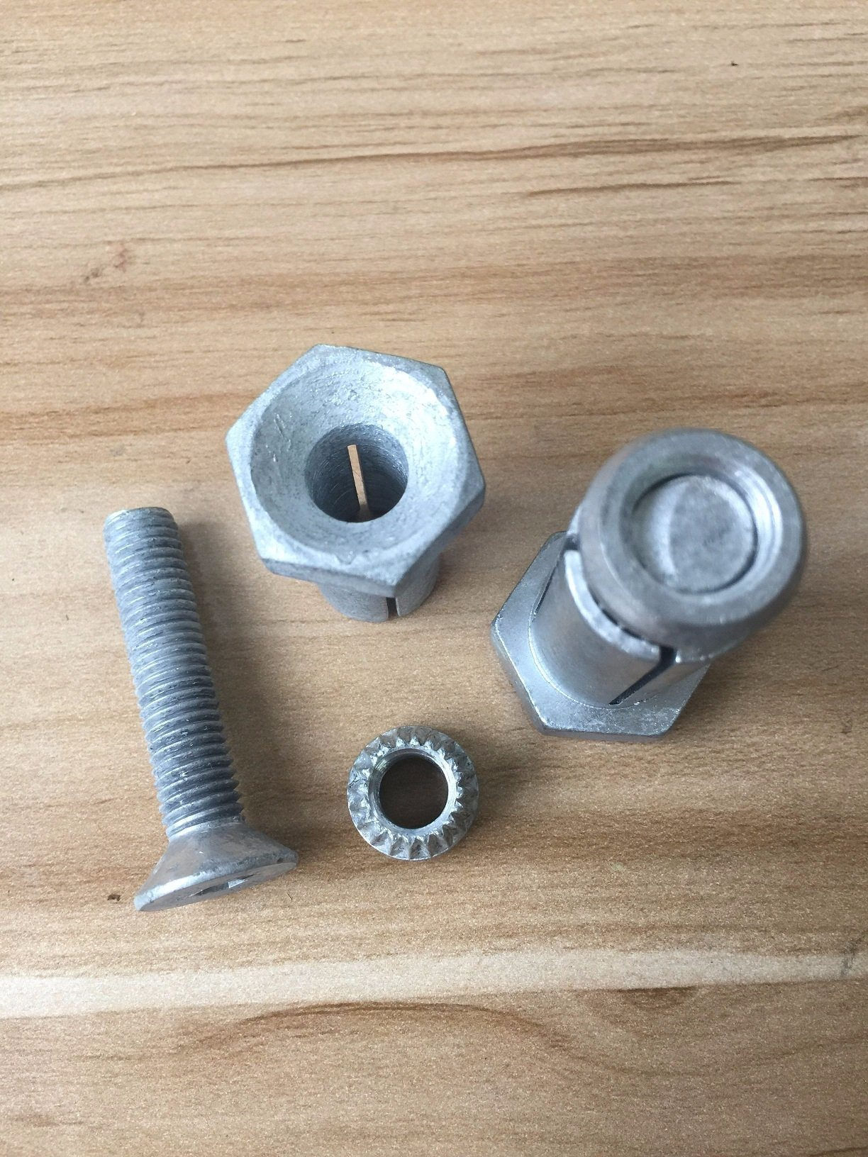 High-Preservation & Corrosion Resistance Csk Head Fastener Anchor Bolt