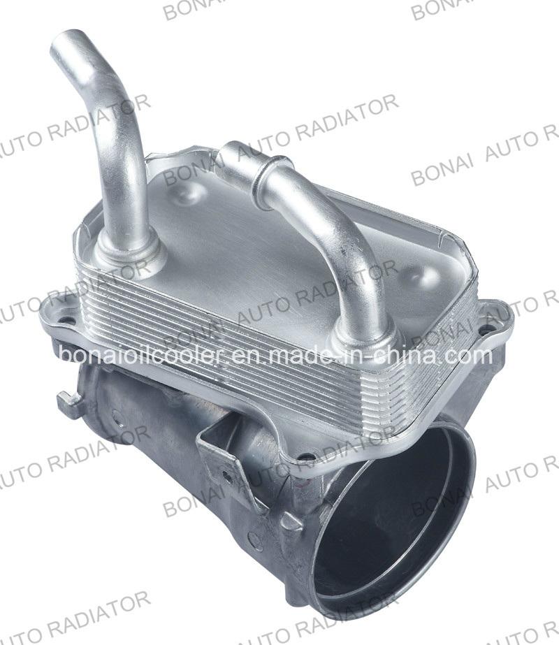 Oil Cooler 1121880401 for Mercedes Benz