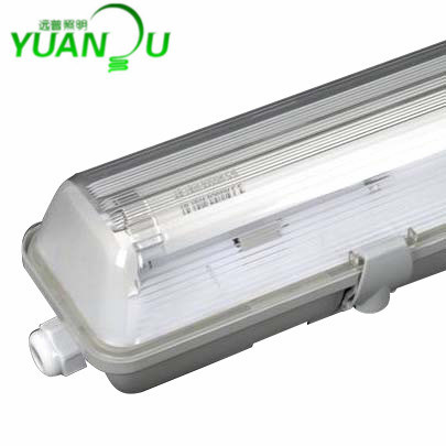 T8-Waterproof Light Fixture