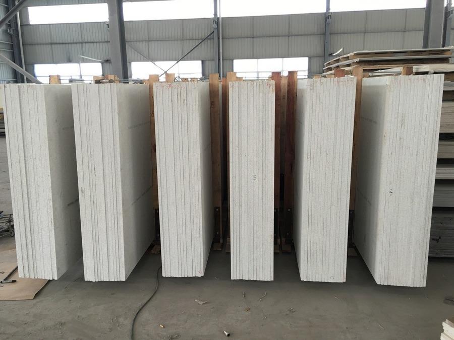 KF-022 Ice White Quartz Stone for Laminated Tops