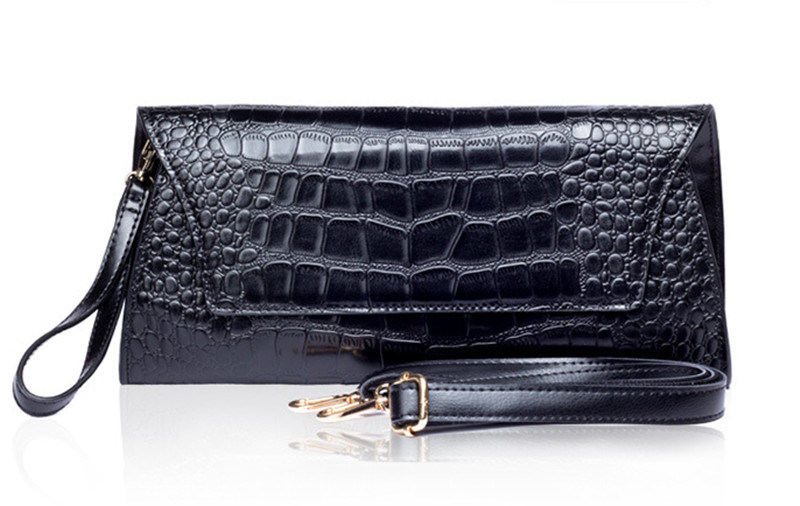 Newest Genuine Leather Summer Fashion Brand Lady′s Handbag with Zipper