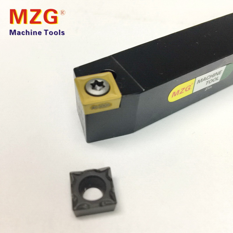 External Cylindrical Clip Before Turning CNC Groove Cutting Tool Handle