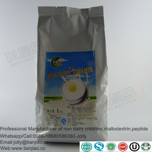 Instant Sachet Creamer Non Dairy Creamer Factory Selling Directly