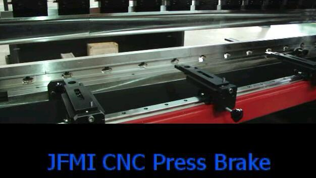 Wdb Series CNC Electro-Hydraulic Servo Synchronized Press Brake