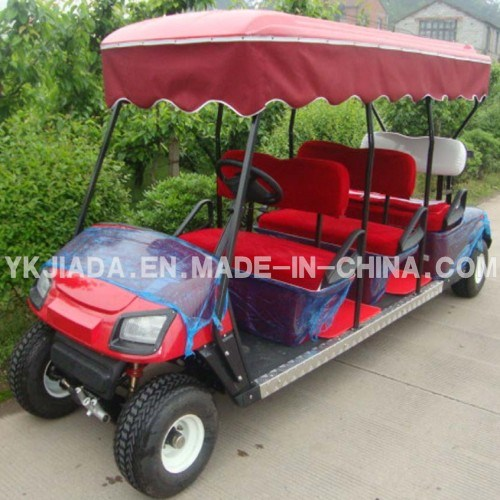 Electrical Utility Vehicle with Rain Cover (JD-GE503A)