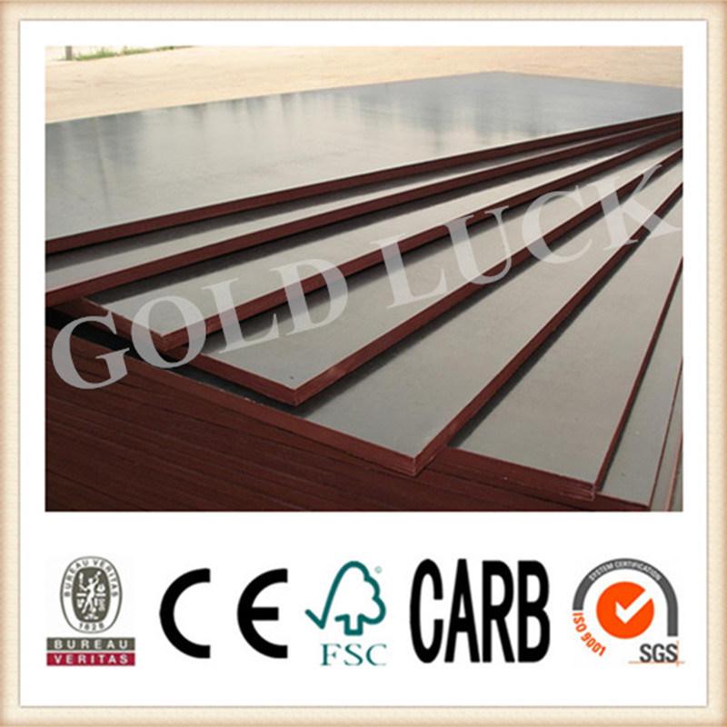 Concrete Formwork Film Faced Marine Plywood