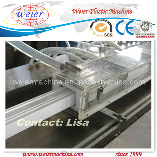 PVC Window and Door Profile Extrusion Machinery