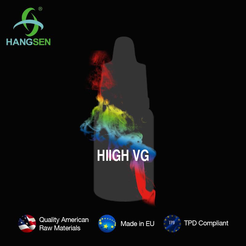 High Vg E-Juice with Big Vapor Smoking