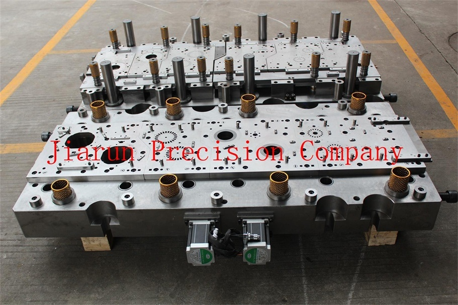 CNC Process Punch Die Set for Water Pump Motor Armature Lamination