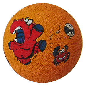 Rubber Basketball (BR7008)