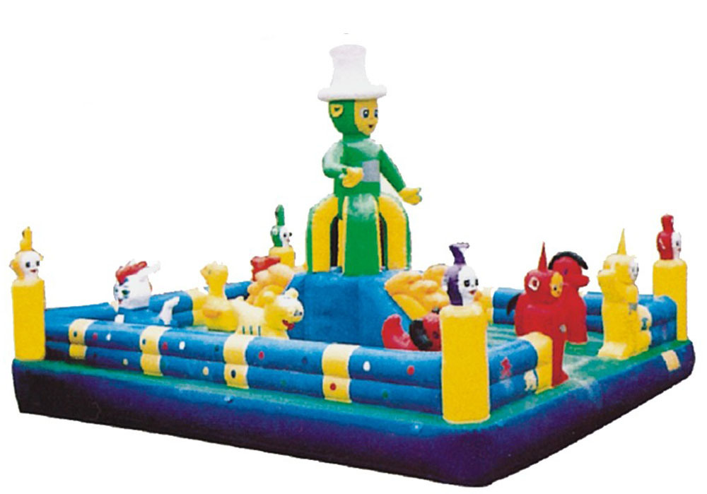 Inflatable Bounces (HPD9908)