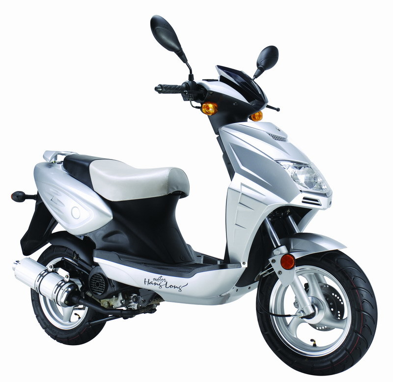Save Money on Gas Mileage with a QJ RX50 50cc Gas Powered Motor