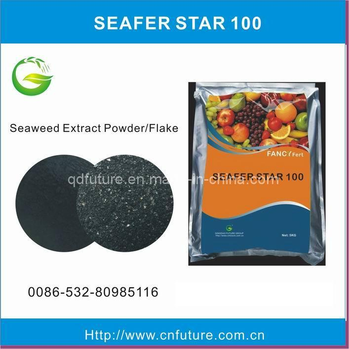 Bio Organic Seaweed Extract Fertilizer