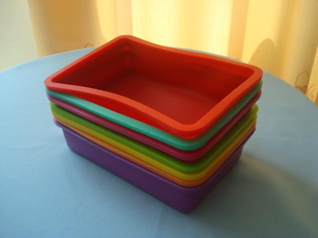 Silicone Tray Titanowl Silicone Deep Dish Container Tray
