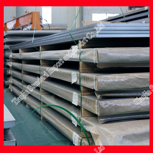 AISI Stainless Steel Plate (347 1.4550 347H S34700)