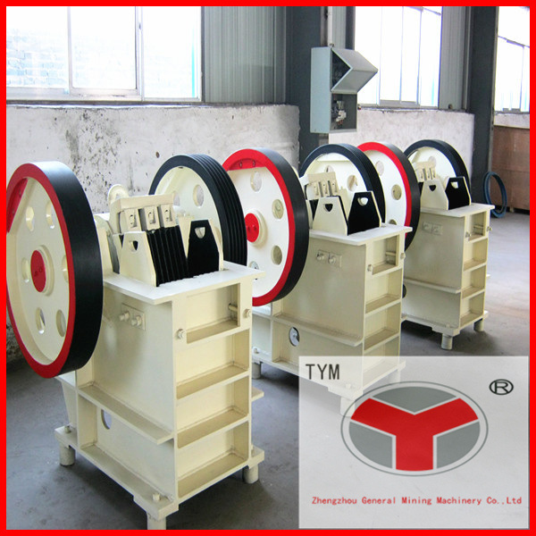 Qualified and Efficient Concrete Crusher Machine PE350*750