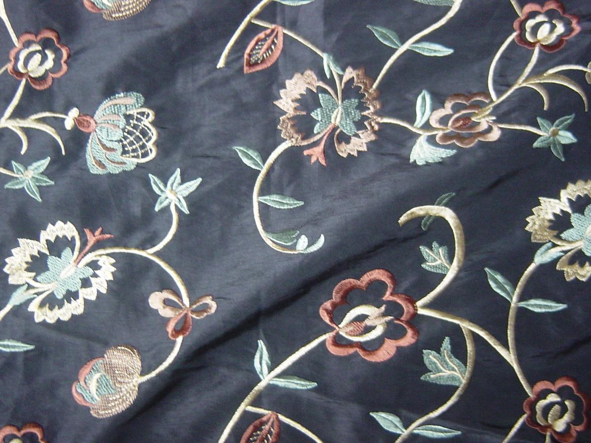 China embroidery fabric