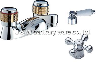 """4""""High Quality Bathroom Faucet (E-09-3)"""