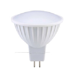 3W 5W7w Gu5.3 SMD LED MR16 Plastic Cover LED Cups LED Spot Light