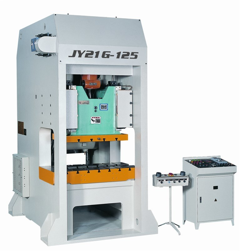 Jy21g Series Semi-Straight Side High-Speed Press Machine