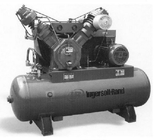 Compressor: Ingersoll Rand Non Lubricated Air Compressor (23ANLB1 23ANLB4 5T2NLC5 5T2NLC7)