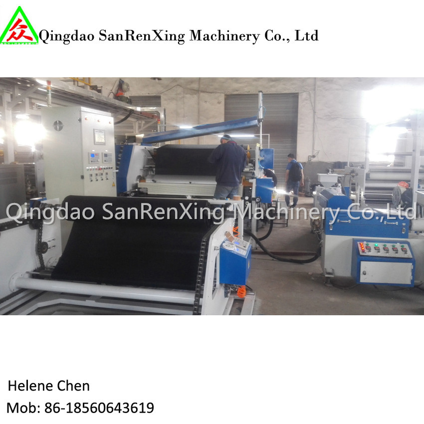 Net Transfer Hot Melt Adhesive Coating Machine
