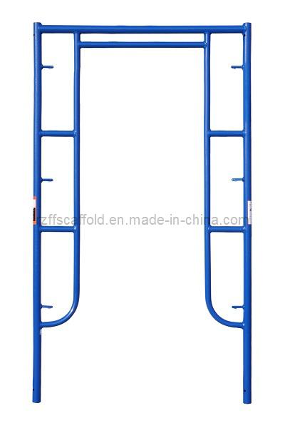 Walk Thru Frame with Drop Lock for Frame System (FF-604B)