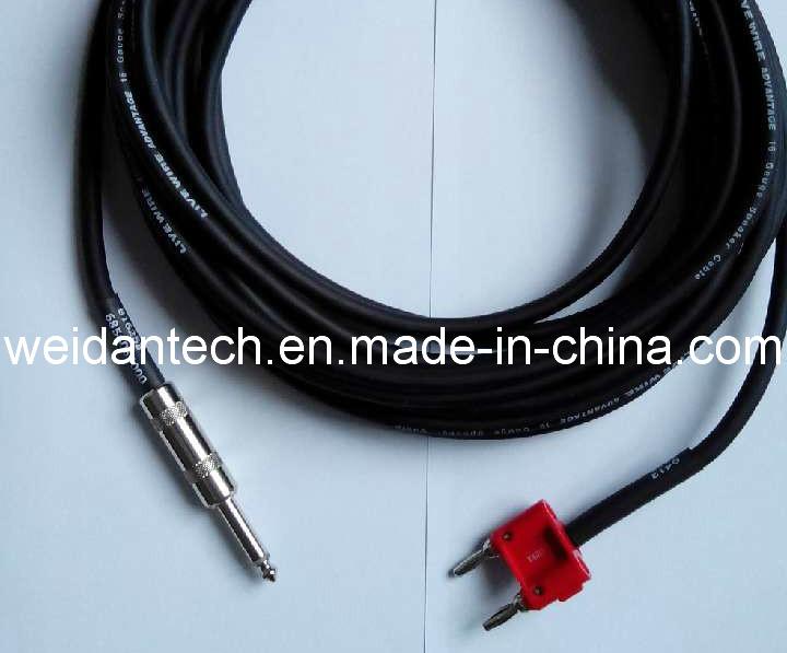 "3meter 1/4"" Mono to 1/4 Mono Guitar Cable"